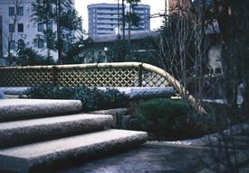 久遠寺光悦寺垣のイメージ